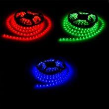 Prémiový barevný LED pásek do interiéru 3528 60 SMD/m 5m bal.