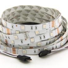 RGB LED pásek do interiéru 5050 60 SMD/m 5m bal.