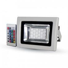 RGB LED reflektor 10W s IR ovládáním