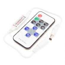 Mini LED rádiový stmívač s RF dálkovým ovládáním 72W