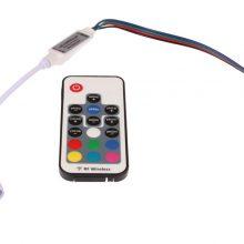 Mini LED dálkový RF ovladač RGB 72W