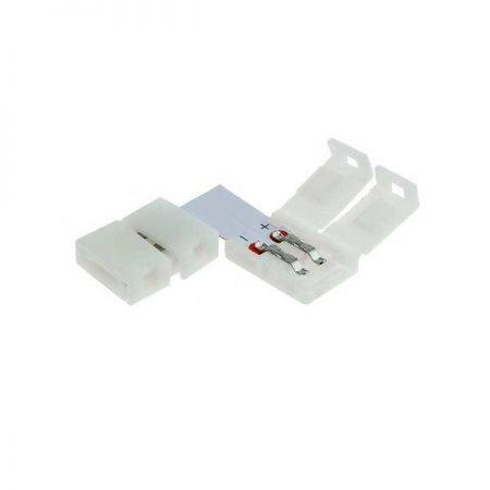 Rohová spojka na LED pásek
