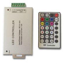 LED dálkový RF ovladač RGB 144W 28 tlačítek