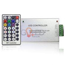 LED dálkový RF ovladač RGB 144W