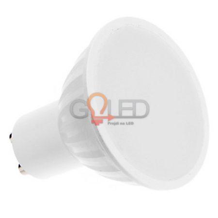 Stmívatelná SMD LED žárovka GU10 7W