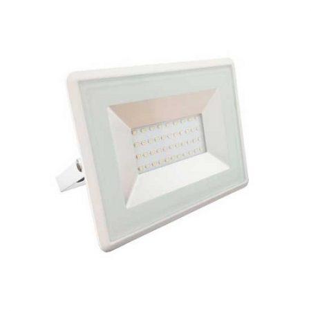 Prémiový bílý LED reflektor 30W
