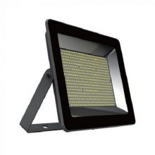 Černý LED reflektor 100W