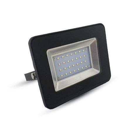 Černý LED reflektor 20W