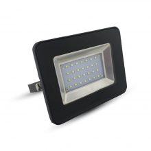 Prémiový černý LED reflektor 30W