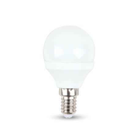 LED žárovka E14 P45 3W se širokým úhlem svícení