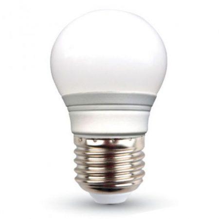 Mini LED žárovka E27 G45 3W