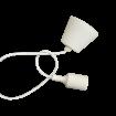 Silikónová závěsná lampa (12 barev)