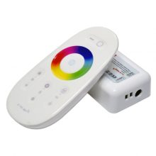 LED dotykový dálkový RF ovladač RGB+W 12V/24V