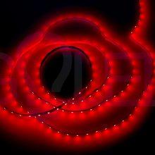 Červený LED pásek do interiéru 3528 60 SMD/m 5m bal.