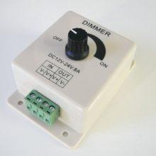 Manuální LED stmívač 96W
