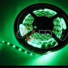 Zelený LED pásek do interiéru 3528 60 SMD/m 5m bal.