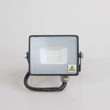 Profesionální černý LED reflektor 10W se SAMSUNG čipy