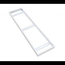 Rám pro povrchovou montáž LED panelů 120x30cm