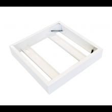 Rám pro povrchovou montáž LED panelů 30x30cm
