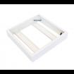 Rám pro povrchovou montáž LED panelů 60x60cm