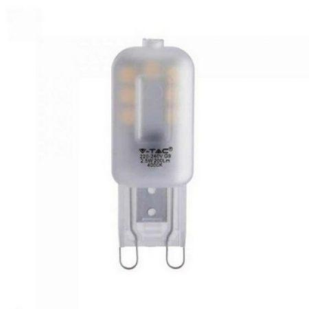 Profesionální mini LED žárovka G9 2,5W se SAMSUNG čipy
