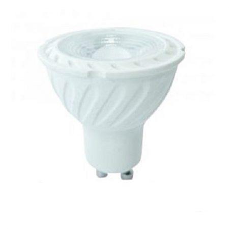 Profesionální stmívatelná LED žárovka GU10 6,5W se širokým úhlem svícení se SAMSUNG čipy