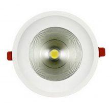 Zapuštěné kulaté bílé LED svítidlo 36W s CREE čipem