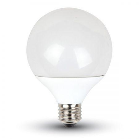 LED žárovka E27 G95 10W
