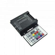 LED dálkový RF ovladač RGB+W 144W 24 tlačítek
