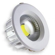 Zapuštěné kulaté bílé LED svítidlo 20W