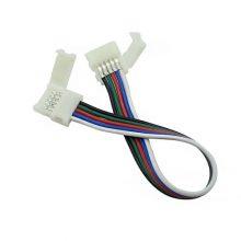 Flexi spojka na RGB+W LED pásek