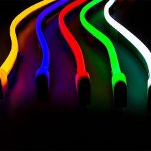 Neon flex LED pásek 3528 120 SMD/m 230V 1m