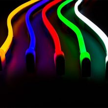 Profesionální neon flex LED pásek 3528 120 SMD/m 12V se SAMSUNG čipy