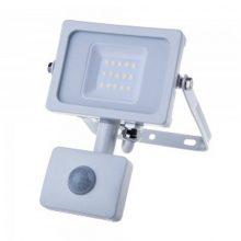 Profesionální bílý LED reflektor 10W s pohybovým čidlem se SAMSUNG čipy