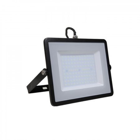 Profesionální černý LED reflektor 100W s vysokou svítivostí (120lm/W) se SAMSUNG čipy