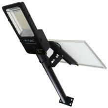 Solární pouliční LED svítidlo 50W