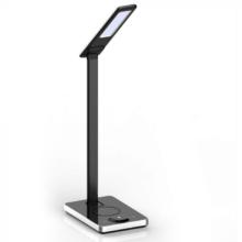 Černá stmívatelná stolní LED lampa 5W