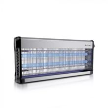 LED elektrický lapač hmyzu 2x20W
